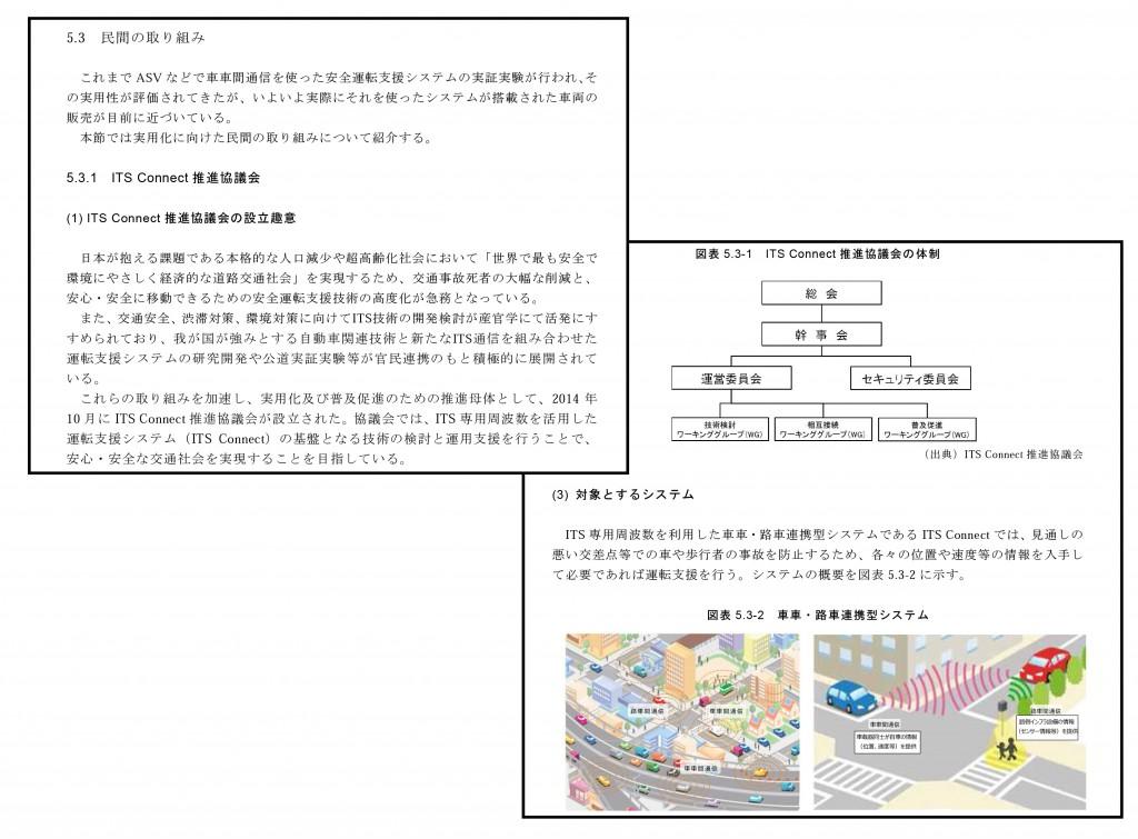 ITS産業動向に関する調査研究報告書